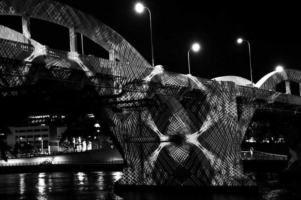 Plexa #1 on The William Jolly Bridge